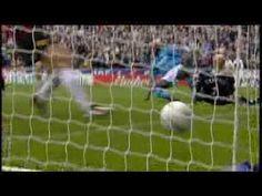Shaun Goater vs Manchester Utd