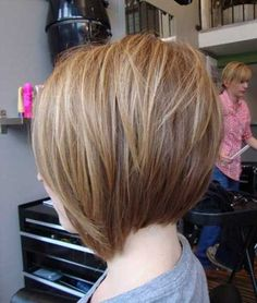 nice Pretty Cool Inverted Bob Haircut Ideas for Stylish Ladies