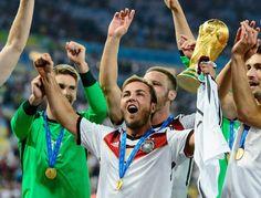 Mario Götze, world cup champion