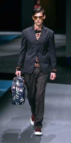 Défilé Prada, Men Fashion Week SS 2014