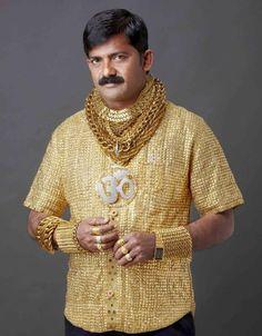 #gold, #india, #fashion