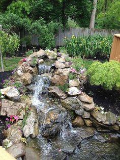Wonderful Ponds Landscaping Ideas