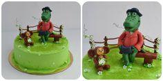 - Пироги На День Рождения, Десерты, Еда