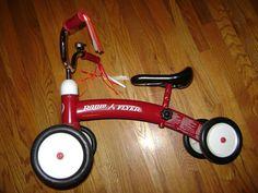 RADIO FLYER Tricycle Kids Children's Toy Boys BIKE Trike 3 / 2 years old  #RadioFlyer