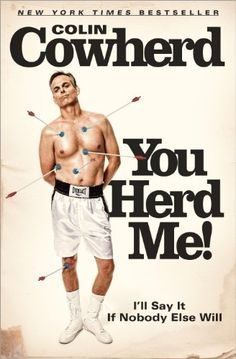 Colin Cowherd Book
