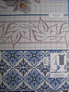 Cross-stitch-Embroidery-Pattern-Ukrainian-Man-Woman-Shirts-Vyshyvanka-52-variati