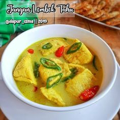 Recipe Details, Indonesian Food, Lombok, Diy Food, Tofu, Thai Red Curry, Recipies, Dinner Recipes, Food And Drink