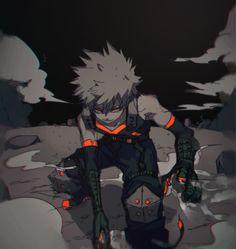 Bakugou Katsuki || Boku no Hero Academia