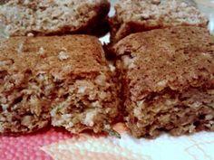 Cukkinis-diós sütemény diétásan