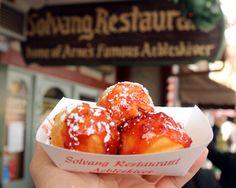 Solvang Restaurant - Solvang, California - Our California Solvang Restaurants, Solvang California, Netherlands Food, Charcuterie Plate, Cream Cheese Danish, Danish Christmas, The Pancake House, Taiwan Food, Sushi Art