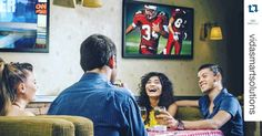 65 percent of bar #profits come from beer and liquor sales. The longer they stay, the more you make. Are you keeping your #customers entertained? Contact us now for your #business #DirecTV