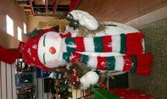Snow man 2013