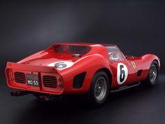 Ferrari 330 TRI/LM Testa Rossa '1962