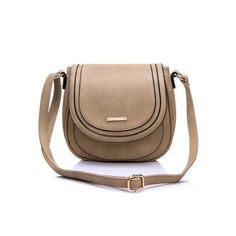 REALER NŐI TÁSKA / KHAKI SZÍNBEN / NŐI TÁSKÁK Saddle Bags, Women's Bags, Fashion, Moda, Fashion Styles, Women's Handbags, Fashion Illustrations