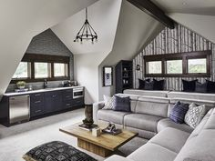Seattle Luxury Interior Design Services | Pulp Design Studios Luxury Interior Design, Interior Design Services, Formal Living Rooms, Living Spaces, Architectural Design House Plans, Lodge Style, Dream House Exterior, Indoor Outdoor Living, Great Rooms