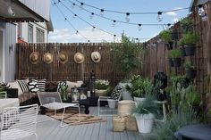 Rachel's Inspiration for a Bohemian Dream Backyard on a Budget — Renovation Diary