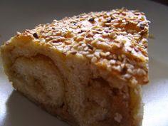W poszukiwaniu SlowLife: Słodki arabski chlebek z tahini