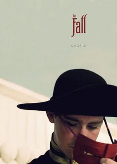 The Fall- One of my favorite films  [and how could it not be with Lee Pace in that outfit?]