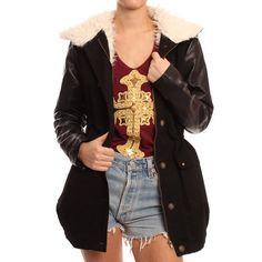 Black Sissy Jacket