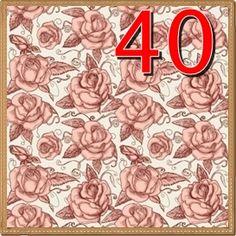 Annett's Sims3 Welt: Rose Pattern - Part 2