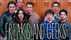 Freaks and Geeks -  I haven't watched it yet, but have been waiting to finally be able to watch this critically acclaimed series that started the careers of a number of actors.