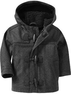 Wool-Blend Toggle Coats for Baby | Old Navy-->$40.00