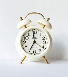 Vintage Soviet Clock