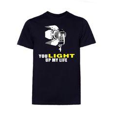 T-shirt for filmmakers