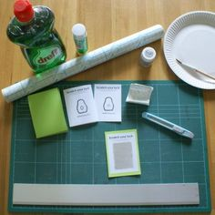 ArtMind: How to make a scratch off lottery ticket? Here is what you need: cardboard, a print-out of your lottery ticket, glue stick, sticky back plastic (contact paper), metallic acrylic paint (preferably silver) and washing liquid. Scratch Off Tickets, Scratch Off Cards, Do It Yourself Wedding, Make It Yourself, Lotto Tickets, Craft Projects, Projects To Try, Carton Invitation, Ideias Diy