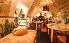 Alghero, Sardinia: Andreini, Alghero's first Michelin-starred restaurant.