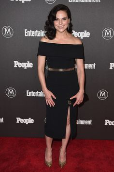 Lana Parrilla Photos Photos - Actress Lana Parrilla  attends the 2016 Entertainment Weekly & People New York Upfronts VIP Party at Cedar Lake on May 16, 2016 in New York City. - 2016 Entertainment Weekly & People New York Upfronts VIP Party