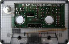 TDK HEAD DEMAGNETIZER HD-01