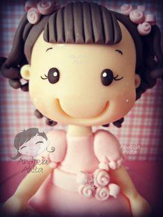 24/07 - Topo personalizado - Olivia 2 anos com seus aumiguinhos !! rs Obrigada a Mamãe Camila - Personatta - Personalização de Eventos