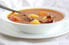 Yemenite Beef Soup 2