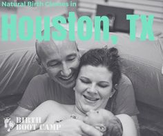 Take a birth class in Houston with instructor Kacy Bunte! Childbirth education is so important, especially if you are preparing for a natural birth.