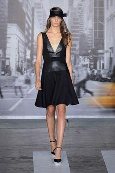 Défilé DKNY - Prêt-à-Porter Printemps-Eté New-York 2013