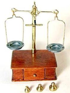 dollhouse miniature chemistry instruments | Miniature laboratory equipment