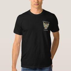 Childhood Cancer Awareness Ribbon Angel Shirts