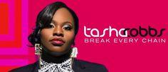 Tasha Cobbs Releases Single 'Break Every Chain' From New Live Album 'Grace'