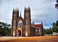 Arthunkal one of the oldest Christian churches in Kerala, is about 22 kilometers north of Alappuzha town. It was once a budhists temple and the name Arthungal derived from Arhant+kall (temple) Portugese rebuilt this in 17th ce