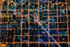 Aerial views of San Francisco photographed by Vincent LaForet.