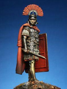 Centurião Romano (Roman centurion)
