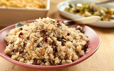 Quinoa is naturally wheat and gluten free and is a good source of complete protein for vegans and vegetarians. Try it in this quick and flavorful pilaf.