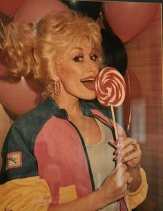 Dolly Parton this isn't a Guess Ad but it should be!!