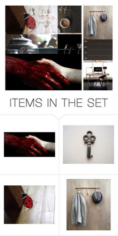 """""""fokus on the good"""" by longliving ❤ liked on Polyvore featuring art and etsyfresh"""