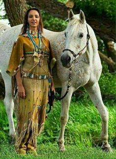 """""""I'm taking you to town to face justice for your crimes,"""" Pocohontas told him. """"Now lie across my horse, dog, and don't even think of escape! Native American Models, Native American Clothing, Native American Pictures, Native American Artwork, Native American Quotes, Native American Beauty, American Indian Art, Native American Tribes, Native American History"""