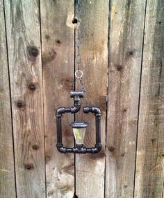 Solar powered pendant light #solarpowered #pendant #hanging #fixture #rustic #industrial #hipster