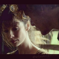 _There was a price on my head.  _Why did you tell me?  _You asked…  _That's no answer. You could have lied or told me it was none of my business.  _Ahh, I suppose I could have. Didn't think of that.  Decided to trust ye instead.  #ClaireBeauchamp #CaitrionaBalfe #JamieFraser #JamieMacTavish #SamHeughan #ep102 #Outlander #JamieFraser #CastleLeoch #likeforlike #l4l #like4like #Scotland #JamieAndClaire #ClaireRandall #quote #DianaGabaldon
