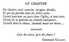 J'aime bien #Calembour Le Courrier français 31/05/1906