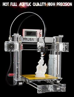 2015 Upgraded Quality High Precision Reprap Prusa i3 DIY 3d Printer kit with 2 Rolls Filament 8GB SD card and LCD for Free-in 3D Printers from Computer & Office on Aliexpress.com | Alibaba Group